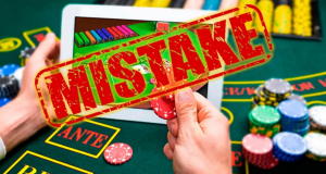 Common Mistakes in Online Casinos